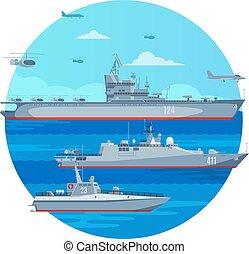 Marine Battle Fleet Concept - Marine battle fleet concept...