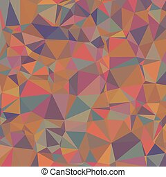 Colored Abstract Texture of Asymmetric Triangles.