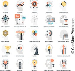 Personal Skills Icons