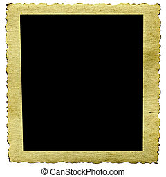 aging photographic paper