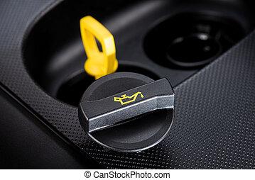 engine oil cap