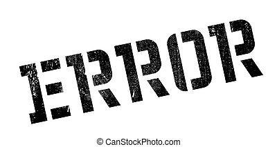 Error rubber stamp. Grunge design with dust scratches....
