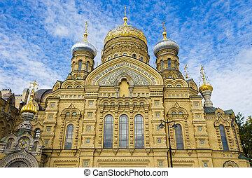 Church of the Assumption of St. Petersburg - Assumption...