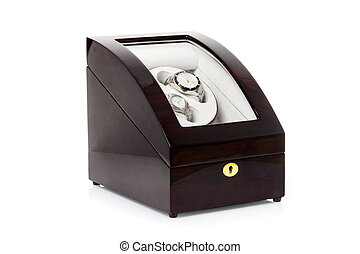 watch - automatic watch winder rotator storage box