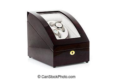 watch - automatic watch winder rotator storage box