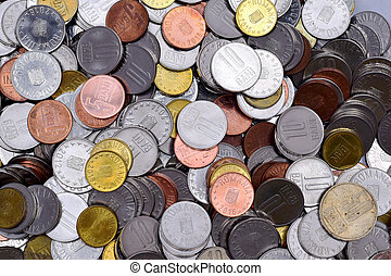 Romanian Coins Lei - Romanian Coins lei denomination...