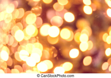 Abstract colorful defocused bokeh background / Blurry Boke...
