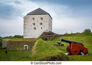 Kristiansten Fortress, Trondheim - Medieval Kristiansten...