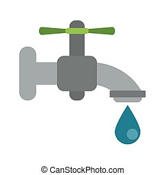 dripping faucet water recycle ecologic