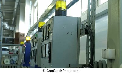 machine control panel job work - Control panel for sheet...