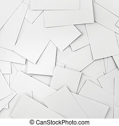 Business card background - Blank business cards as a...