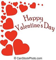 Postcard Heart Valentine s Day
