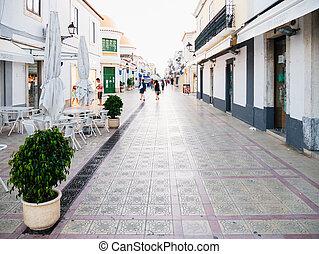 Portugal - VILA REAL DE SANTO ANTONIO, PORTUGAL - MAY 29:...