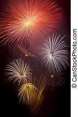 Fjuri tas-Sema - Beautiful fireworks display at Zurrieq...