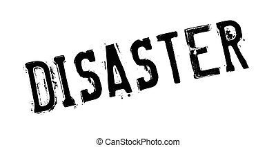 Disaster rubber stamp