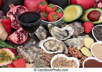 Aphrodisiac Food and Drink