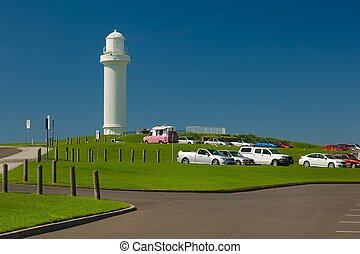 WollongongLighthouse, Flagstaff Hill Park - Lighthouse in...