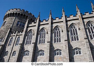 Dublin Castle - The Dublin Castle in Dublin, Ireland