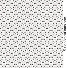 """Seamless diamonds """"fish scale"""" pattern."""