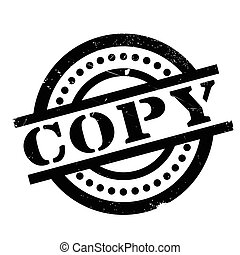 Copy rubber stamp. Grunge design with dust scratches....