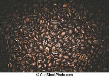 arabica, feijões, café