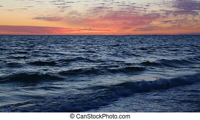 Evening Sea Loop - Loop features a beautiful and dramatic...