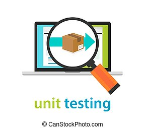 unit testing software coding programming application review