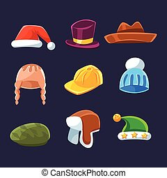 Different Types Of Hats And Caps, Warm And Classy For Kids...