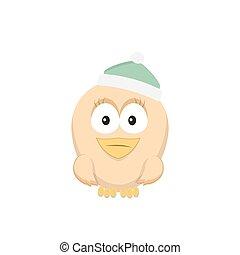 Bird color Vector - Vector color image of a bird, bird...