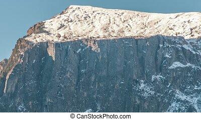 Caucasus, montagne,  abkhazia