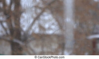 abstract Snow background. snow white background. snow...