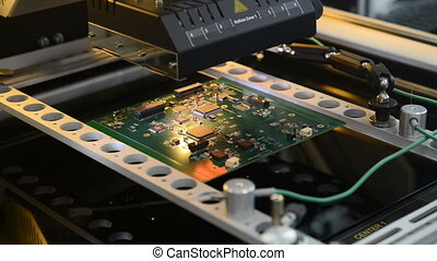 Electronic circuit board repair - Automated circut board...