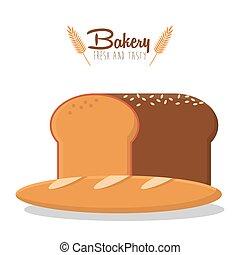 bakery whole grain bread always fresh