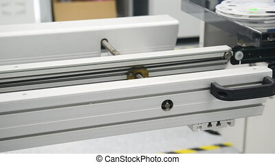 Electronic circuit board production - Automated circut board...