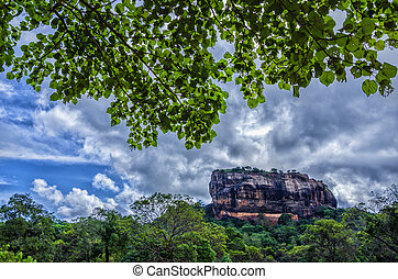 Sigiriya Lion Rock - Srilanka Sigiriya ancient...