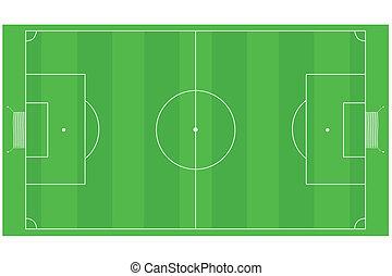 Football (Soccer) field