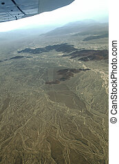 the geoglyphs of Nazca