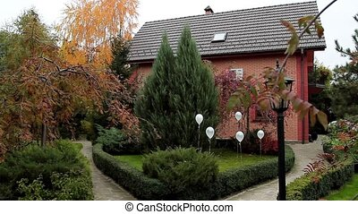 Nice detached house. - Nice detached house with gorgeous...
