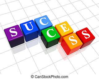 success in colour