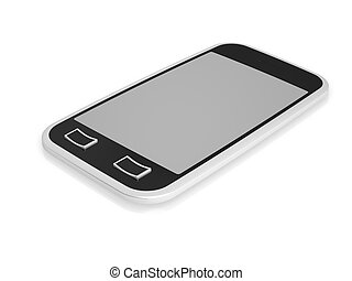 Isolated mobile phone