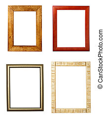 wooden frame art decoration gallery - collection of various...