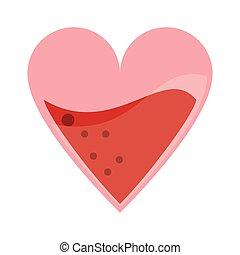 medical heart blood design