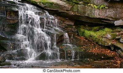 Shays Run Number Two Waterfall Loop - Seamless loop features...