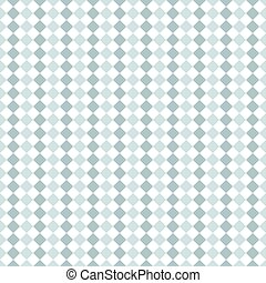 seamless geometric pattern with green rombs - vector...