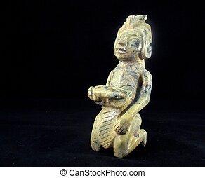 前哥倫比亞, 雕刻, 圖