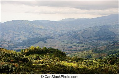 Mountains Costa Rica. Mountains Costa Rica which have grown...