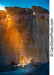 Wahweap Hoodoos near Kanab - Wahweap Hoodoos Grand Staircase...