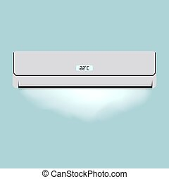 Air conditioneer for your design. Domestic electronics....