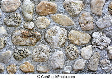 Details of  stone texture