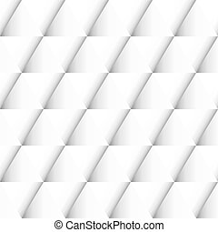 Abstract geometric pattern. - Seamless monochrome triangular...
